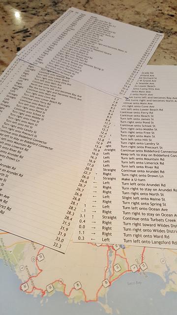 Paper Cue Sheets
