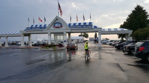 Taking the Ferry - to Mackinac Island for some cycling