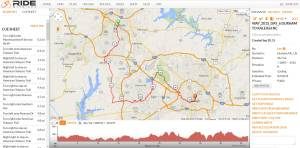 Durham to Raleigh NC