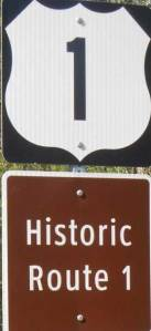 Historic Route 1