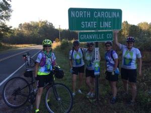 NC state line