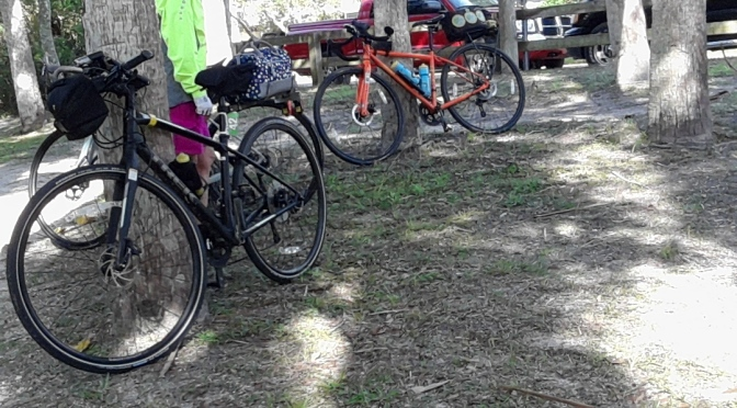 East Coast Greenway cyclists ride to Daytona Beach, Florida
