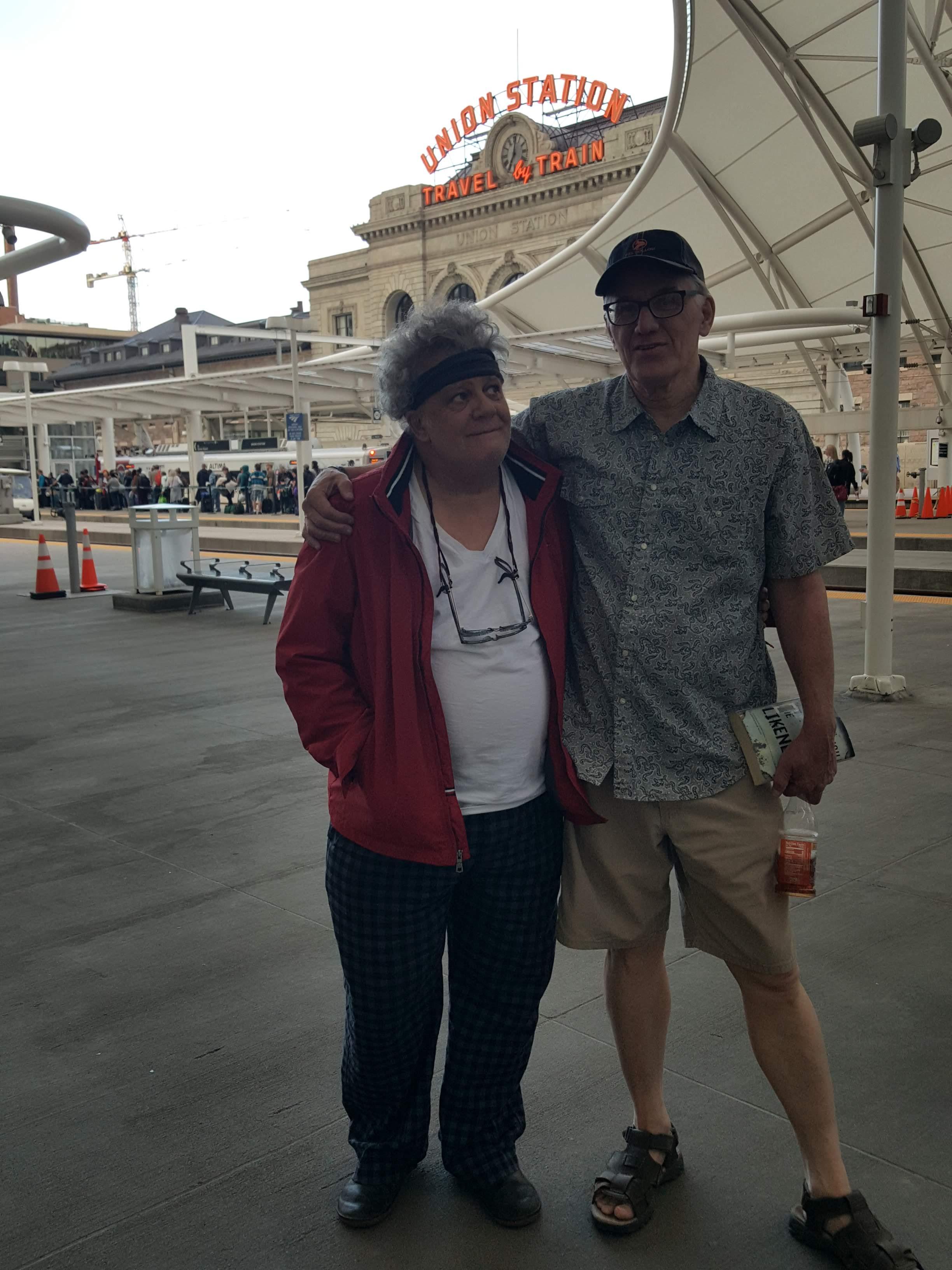 Amtrak Mooning Pictures traveling cross-country via amtrak | plain jane plain talk
